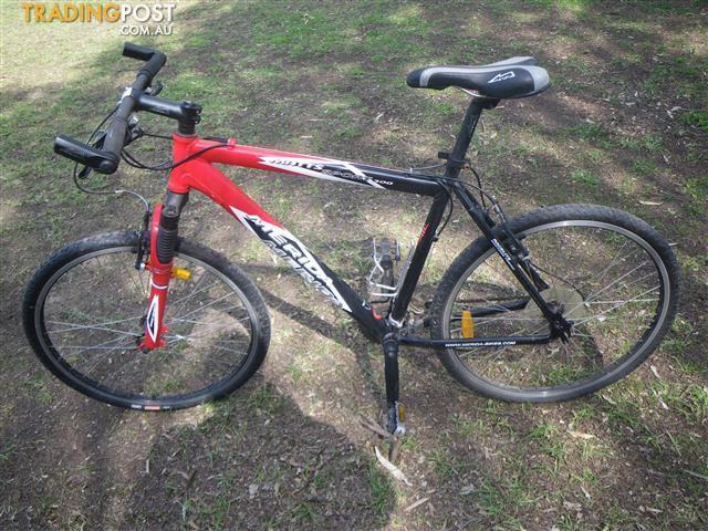 MERIDA MATTS SPORT 300 RACE LITE HYBRID BICYCLE 24 SPEED BIKE HARDTAIL CYCLING