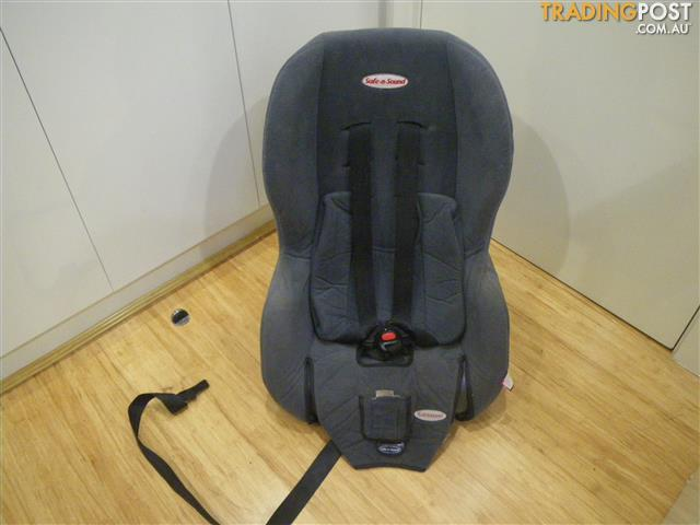 BRITAX SAFE-N-SOUND SAFEKEEPER INFANT REVERSIBLE CHILD CAR SAFETY SEAT BABY CAR SEAT