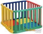 PLEBANI RECINTO PLAYPEN BABY SAFETY PLAY PEN INFANT SAFETY FENCE