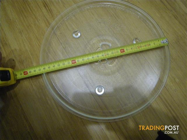 270MM L34 GLASS TURNTABLE PANASONIC NN5753 MICROWAVE OVEN PLATE