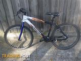 """MERIDA KALAHARI 590 SX HYBRID BICYCLE 24 SPEED BIKE 26"""" TYRES HARDTAIL CYCLING"""