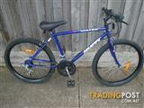 """HUFFY BACKWATER MOUNTAIN BICYCLE 18 SPEED BIKE 26"""" TYRES CYCLING"""