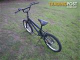 "RAZOR FAS20 BIKE 20"" TYRE BICYCLE BMX TRICK CYCLING JUMPS BIKE"