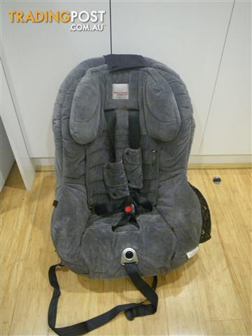 MERIDIAN AHR INFANT REVERSIBLE CHILD CAR SAFETY SEAT BABY CAR SEAT
