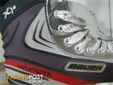 BAUER VAPOR X1.0 LIGHTSPEED ICE HOCKEY SKATES ICE SKATING SPEED SKATING SIZE 10.5
