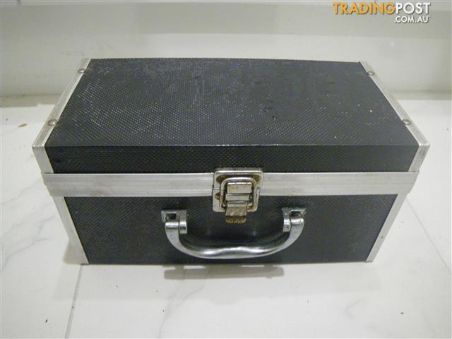 PROFESSIONAL MAKEUP BOX JEWELLERS CASE TOOL BOX ARTISTIST BOX