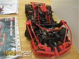 LEGO RACERS LEGO KIT 8653 ENZO FERRARI CAR 1:10 SCALE LEGO KIT RARE COLLECTABLE