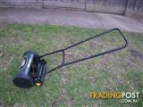 OZITO 300MM PUSH REEL MOWER HAND LAWN MOVER GRASS CUTTER