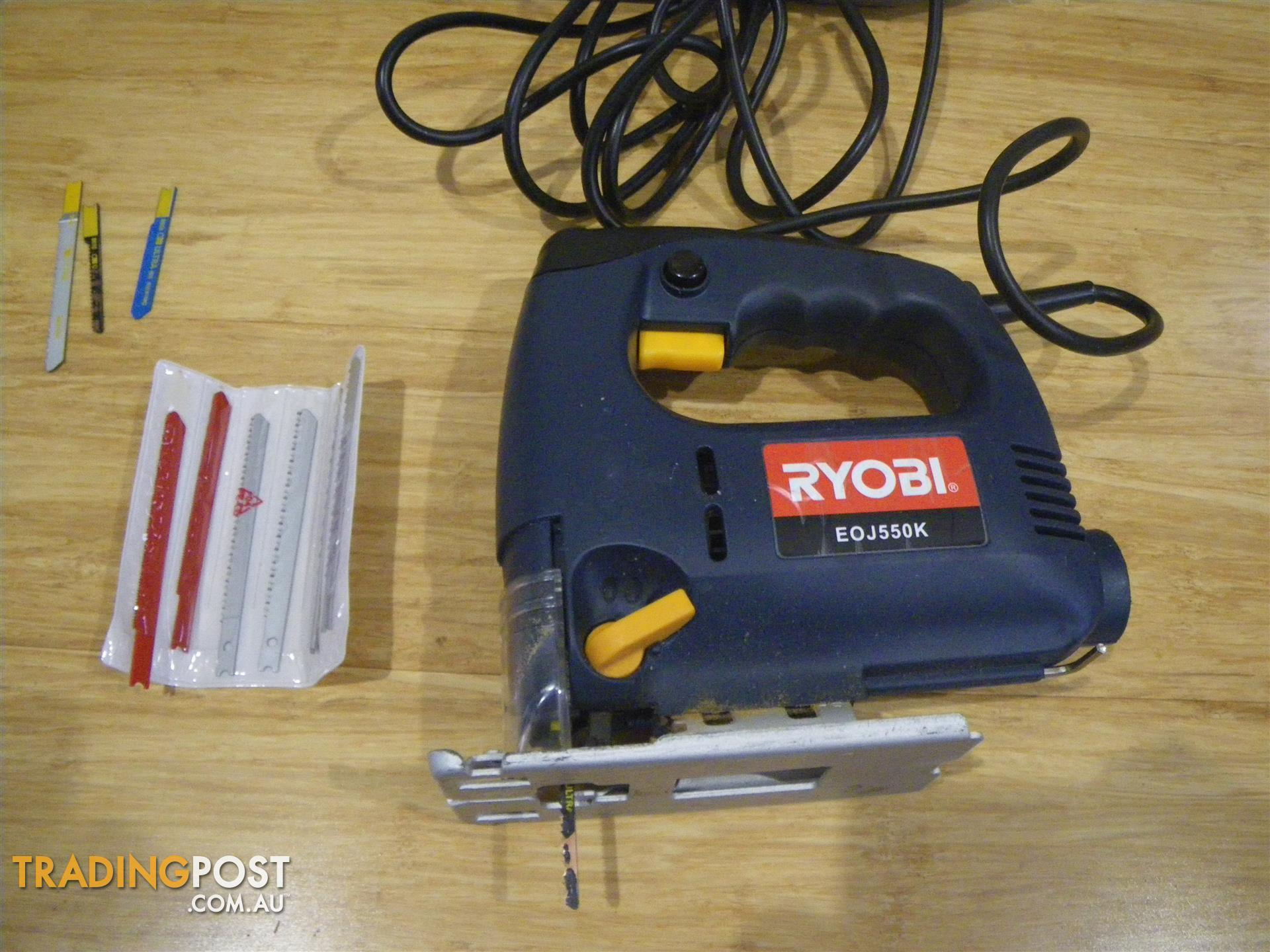 Ryobi orbital jigsaw eoj550k 550 watt corded electric reciprocating ryobi orbital jigsaw eoj550k 550 watt corded electric reciprocating saw for sale in malvern east vic ryobi orbital jigsaw eoj550k 550 watt corded electric keyboard keysfo Gallery
