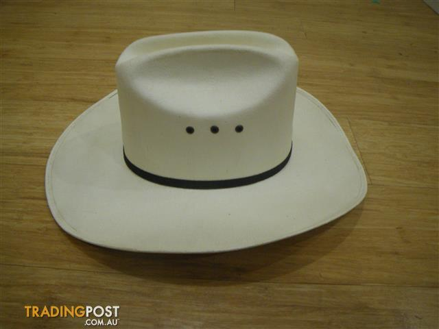 9be67225b6356 WESTERN EXPRESS INC HAT CATTLEMAN STRAW HAT TEXAS COWBOY HAT MALVERN EAST  MELBOURNE