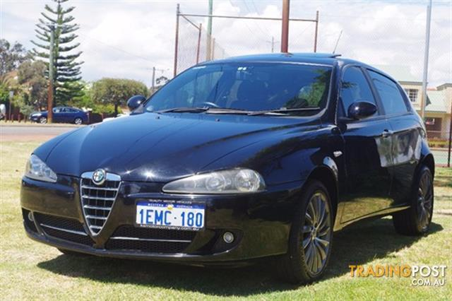 2010 alfa romeo 147 selespeed no series hatchback for sale in myaree wa 2010 alfa romeo 147. Black Bedroom Furniture Sets. Home Design Ideas