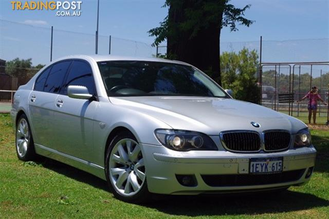 BMW I E SEDAN For Sale In Myaree WA BMW I E - 730i bmw