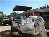 Clark Abalone 5.8m with 70hp Johnson