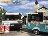 Retro Food Van