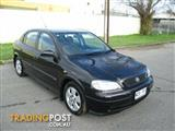 2004 HOLDEN ASTRA CD TS 4D SEDAN