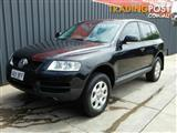 2003 Volkswagen Touareg Luxury 4XMotion 7L Wagon