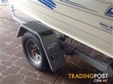 2002 Seajay 4.1M Runabout with Trailer