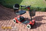 4 Wheel Mobility Scooter - Go-Go brand Gopher