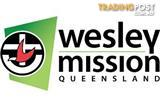 Wesley Mission Queensland 17 & 18 February 8am - 1pm