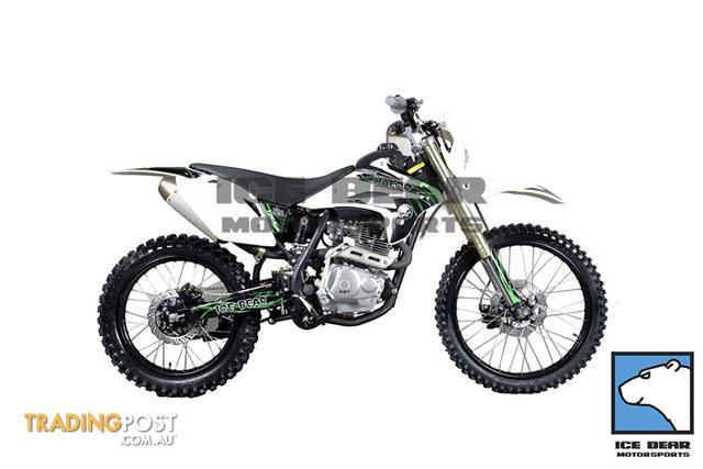 2014 ice bear kayo t2a 250cc dirt bike for sale in coopers