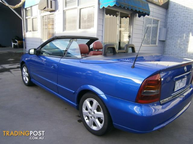 Holden Astra Convertible Ts