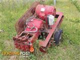 Trailer Mounted High Pressure / Volume Pump