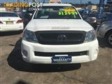 2008  TOYOTA HILUX SR GGN15R 08 UPGRADE P/UP