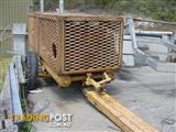1990 Atlas Copco MT5E Air Compressor