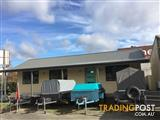 Timber framed transportable home/granny flat for sale.