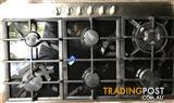 Kleenmaid 90cm Gas Cooktop (Model CH915XFF) - New