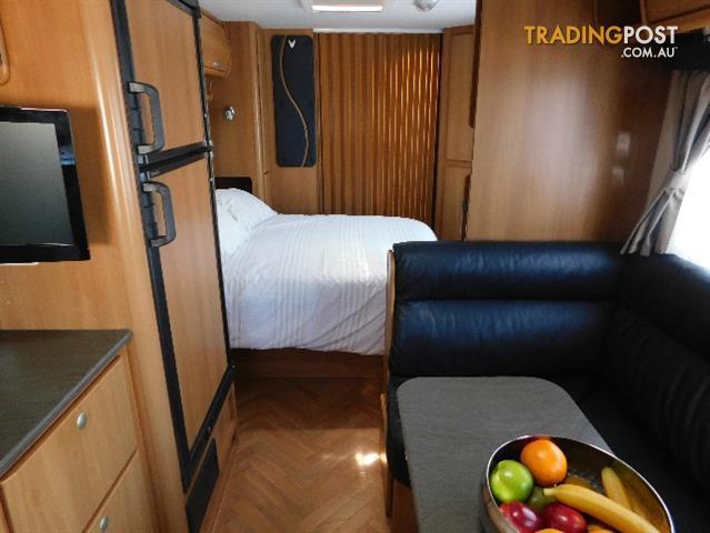 2009  CARAVAN JAYCO STERLING  21.65-4.9ST CARAVAN