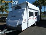 2015  CARAVAN JAYCO JOURNEY  16.52-3 POP TOP