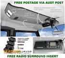 OUTBACK ACCESSORIES ROOF CONSOLE TOYOTA LANDCRUISER WAGON 76 SERIES NO SRS 2007-2009