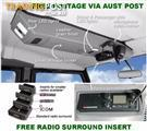 OUTBACK ACCESSORIES ROOF CONSOLES TOYOTA LANDCRUISER WAGON 76 SERIES SRS 09 ON...