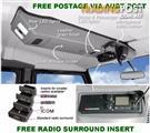 OUTBACK ACCESSORIES ROOF CONSOLES NISSAN NAVARA D40 DUAL CAB/KING CAB 4X4 2005 ON...