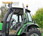DEUTZ AGRITRON 120 TRACTOR - 4X4 120HP TRACTOR - PULLING TRACTOR