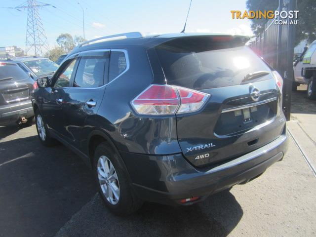 nissan x trail 2015 st t32 for sale in brooklyn vic nissan x trail 2015 st t32. Black Bedroom Furniture Sets. Home Design Ideas