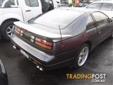 NISSAN 300ZX COUPE V6 3L TWIN THROTTLE 1991 WRECKING