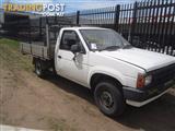 Nissan Navara D21 Z24 Petrol 2WD  1989 Wrecking