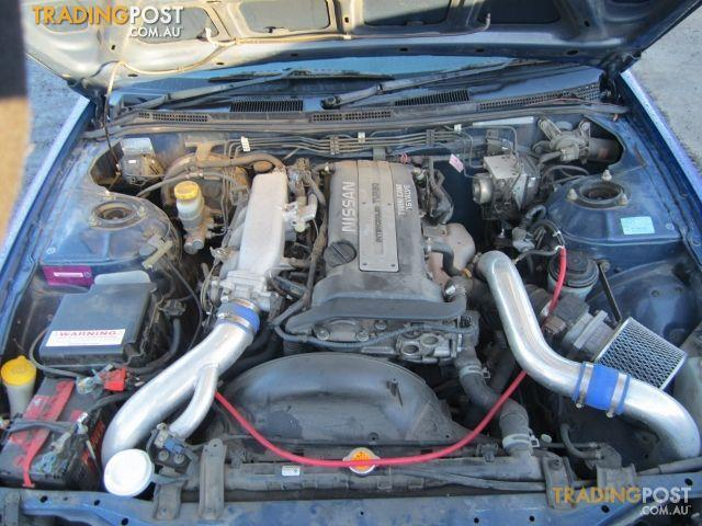 NISSAN-SILVIA-S15-SR20-TURBO-WRECKING-ALL-PARTS