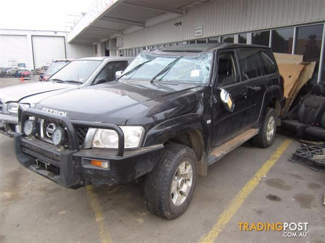 Nissan Patrol Y61 GU TB48 Petrol Ti Auto 5 Speed 2008 Wrecking for ...