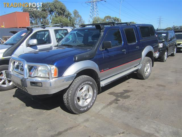 Nissan-Navara-D22-ST-R-ZD30-TURBO-DIESEL-4X4-2005-WRECKING