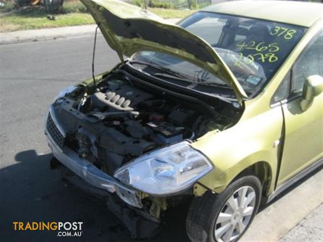 NISSAN TIIDA HATCH C11 WRECKING ALL PARTS for sale in Brooklyn VIC ...