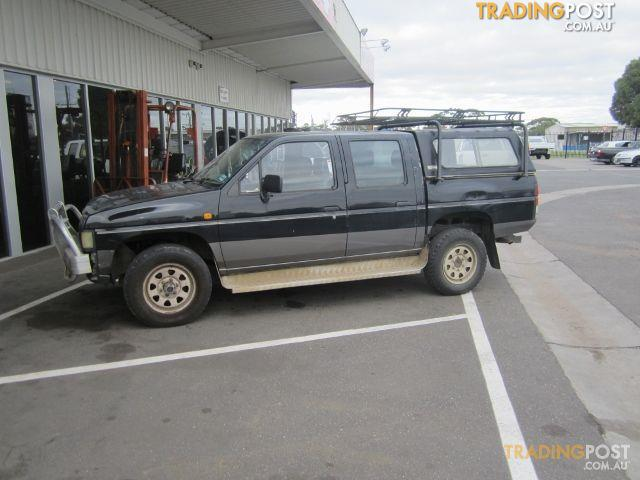 Brooklyn Auto Sales >> NISSAN NAVARA D21 TD27 4WD WRECKING ALL PARTS for sale in ...
