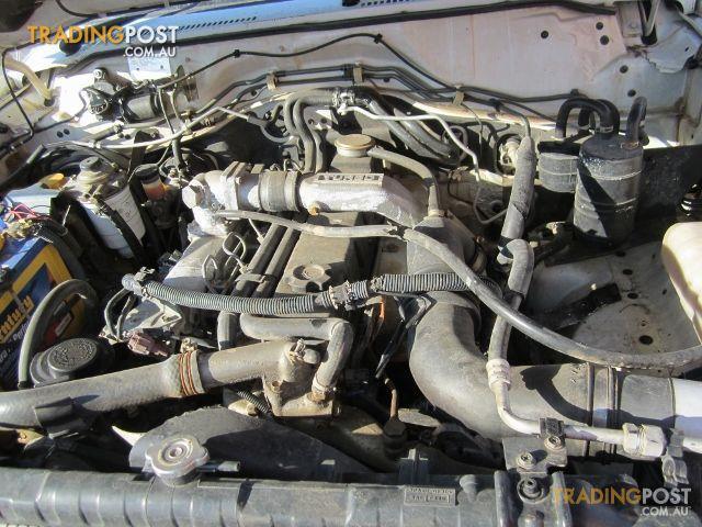 Nissan Patrol Y61 Ute Td42 Wrecking All Parts For Sale In Brooklyn