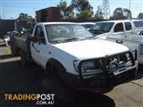 Nissan Navara D22 QD32 3.2 DIESEL MANUAL SINGLE CAB 1998 WRECKING