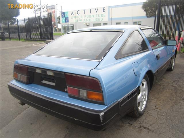 Nissan-300zx-z31-3-0L-turbo