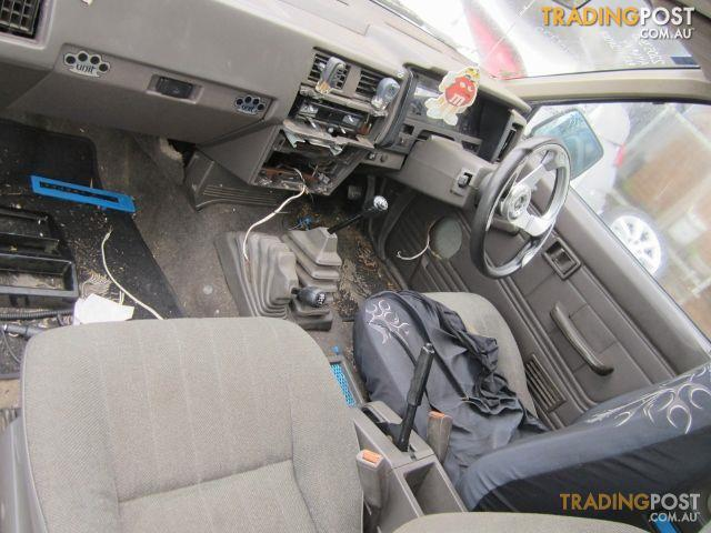 Nissan Terrano D21 Wrecking All Parts For Sale In Brooklyn Vic Nissan Terrano D21 Wrecking All