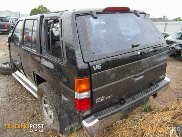 Nissan Pathfinder D21 1994 V6 Manual Wrecking All Parts For Sale In Brooklyn Vic Nissan