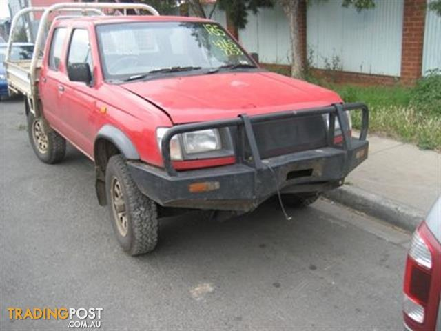 nissan navara d22 qd32 1998 wrecking all parts
